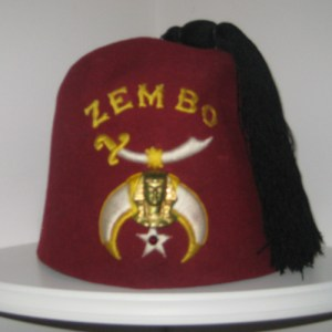 5599ed9543c Shriners and Related - The Museum of Fezology