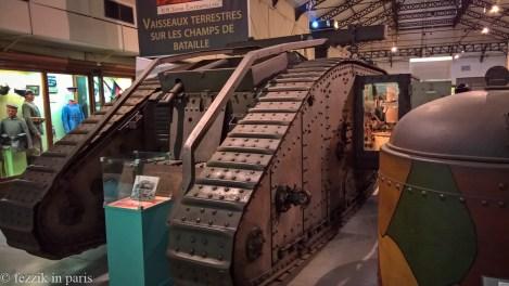 An Indiana Jones tank.