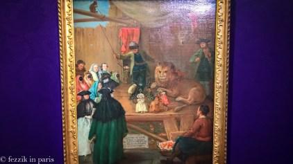 At Cognacq-Jay: Venise en fête, which is always relevant to our interests.