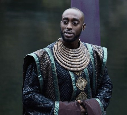 Ivanno Jeremiah as Rafando