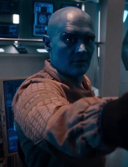 Oliver Lansley as Jorj.