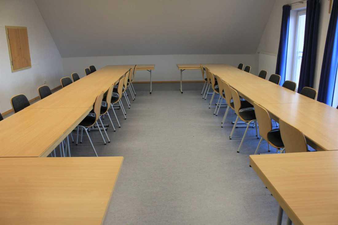 Gerätehaus Schulungsraum