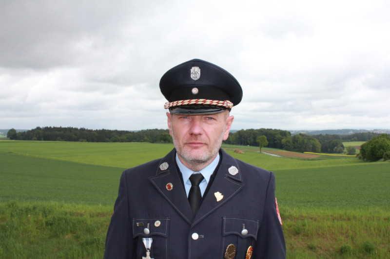 1. Vorstand Gottfried Pollinger