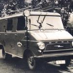 Im II. Weltkrieg besaß die FF Schottwien einen Opel Blitz welcher aber in den Kriegswirren 1945  verschwand