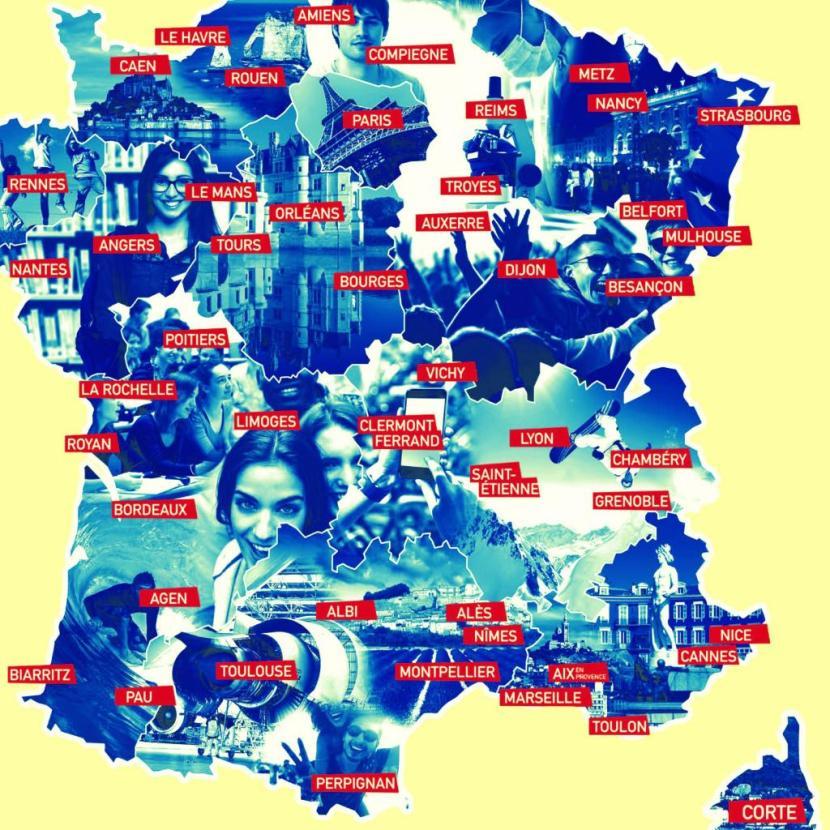 Štipendije francoske vlade