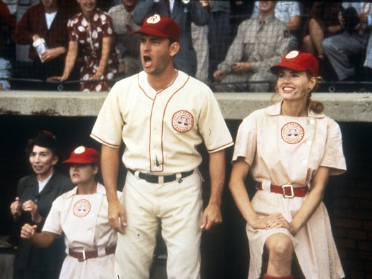Penny Marshall's 'A League of Their Own' celebrates 25th anniversary
