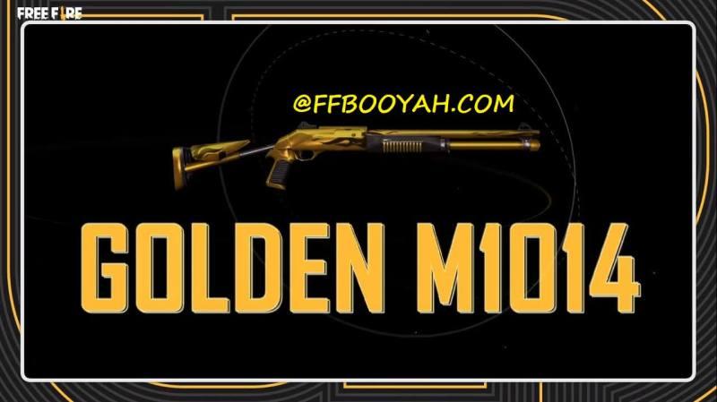 Free Fire Clash Squad Ranked Season 7 Golden M1014
