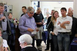 Reception for John Jensen, foto: Thomas Nielsen