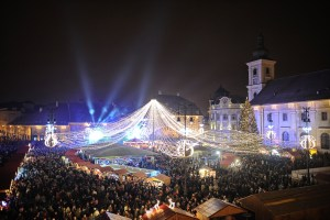 SibiuChristmasMarket2012Opening