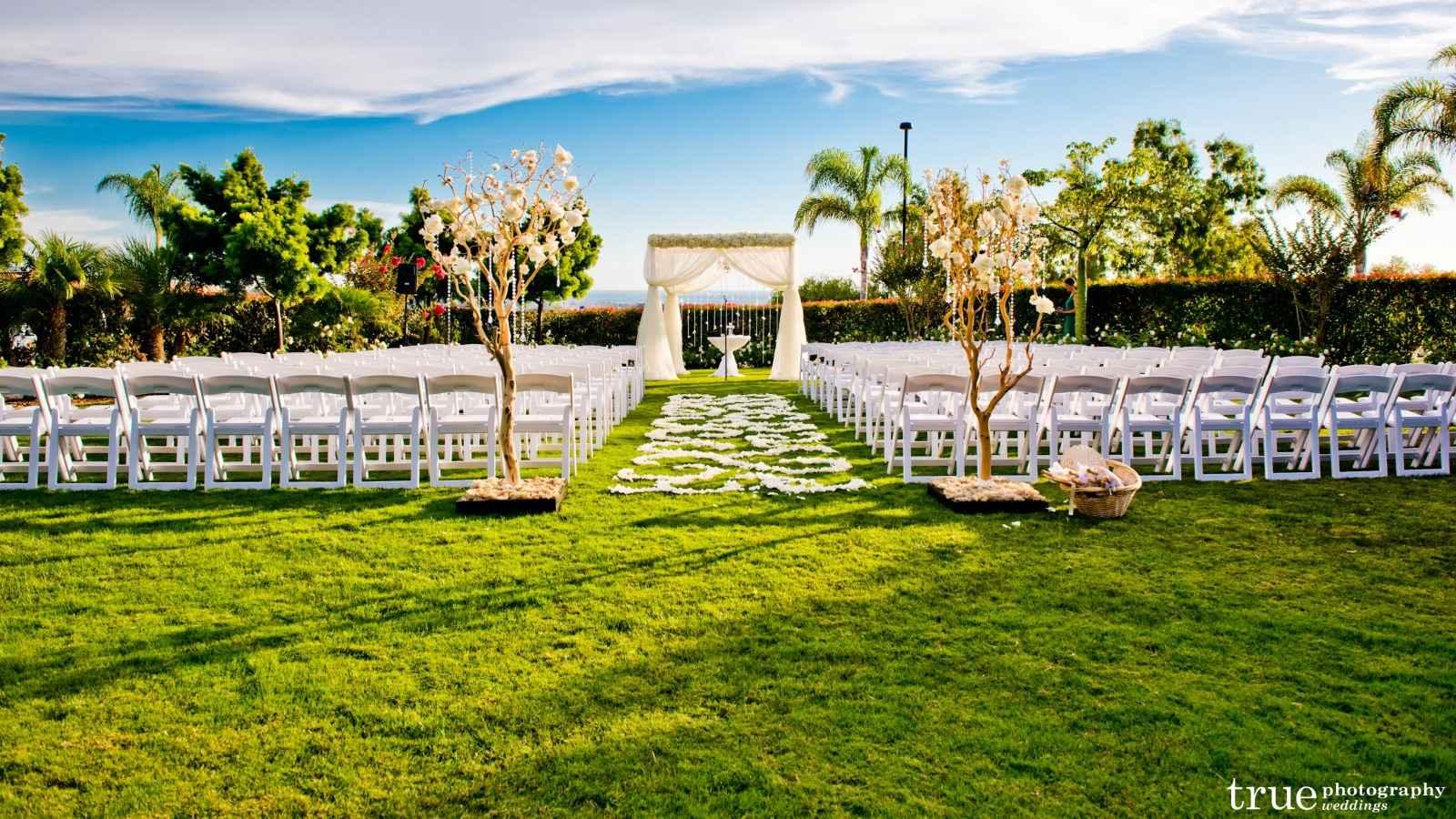 Outdoor Wedding Sites