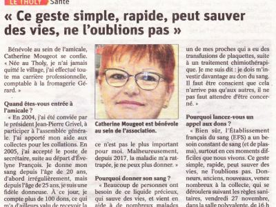 Vosges : «Ce geste simple, rapide, peut sauver des vies, ne l'oublions pas»