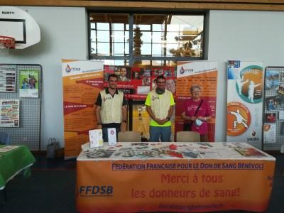 Haute-Savoie : Participation aux forum des associations