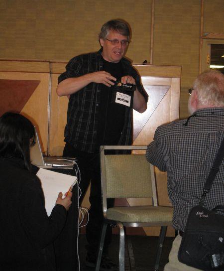 WritersUA 2009 Day 1