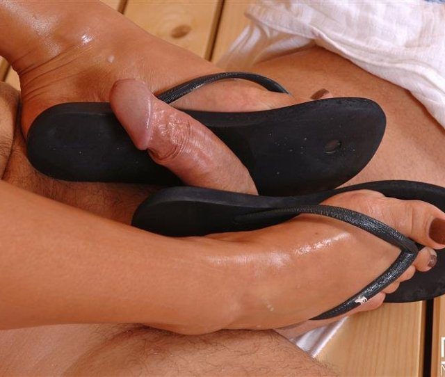 Cover 2 Adventures In A Sauna Steamy Flip Flop Foot Fuck 120 Photos