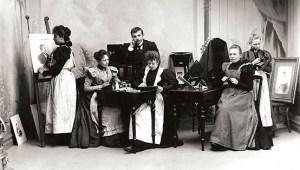 Kvinnliga fotografer i Malmö 1860–1920
