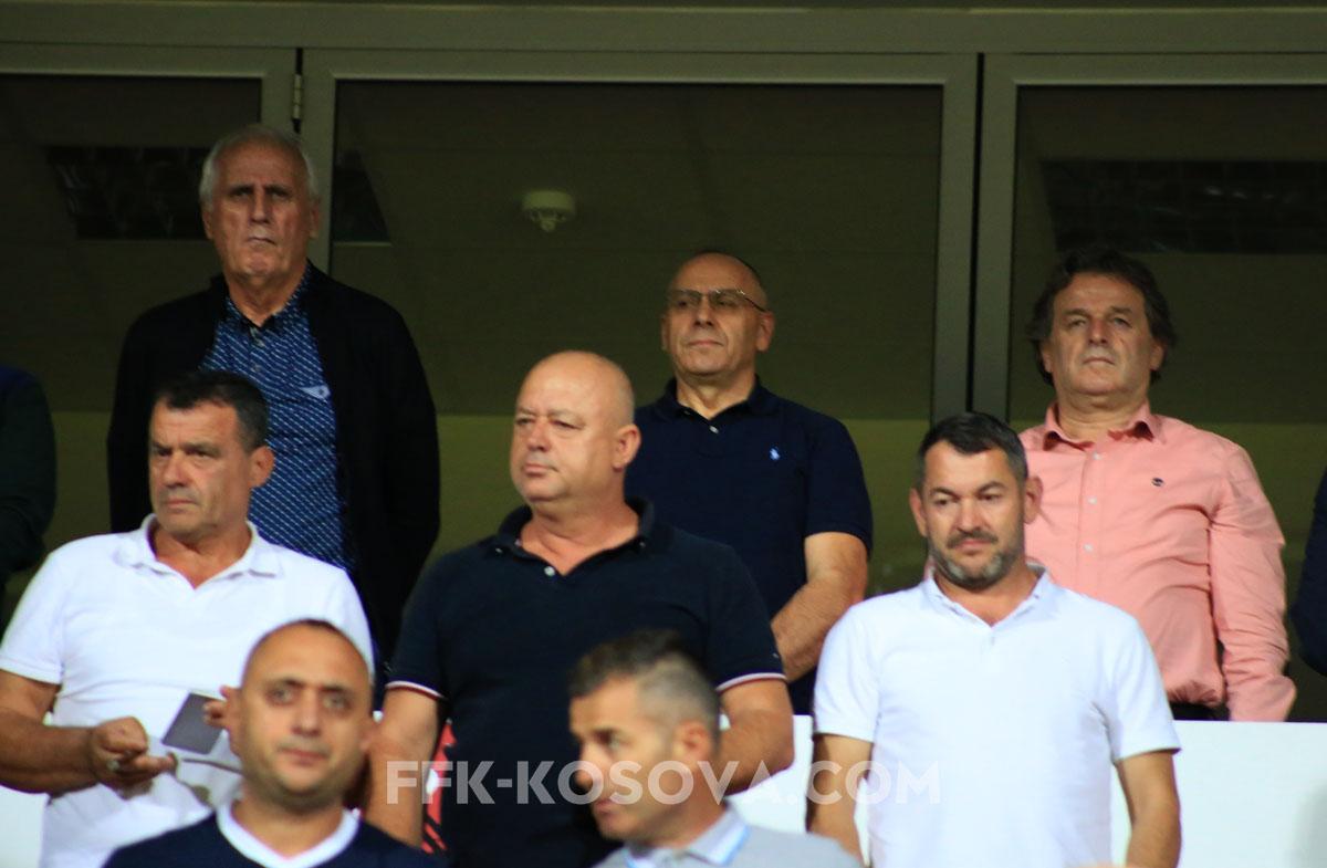 Kosova U21 Loses In Elbasan