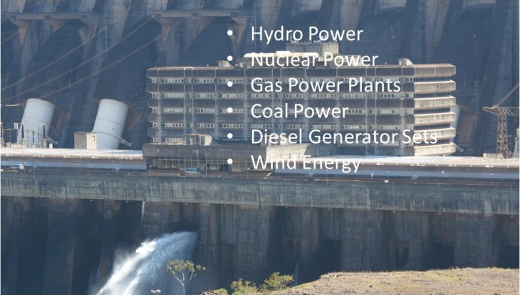 Products for Power Generation