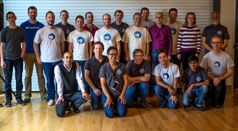 Thunderbird Group Photo Toronto Summit 2014