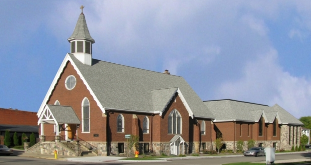 First Presbyterian Church Fenton Michigan