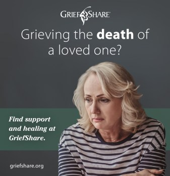 GriefShare Recovery Group