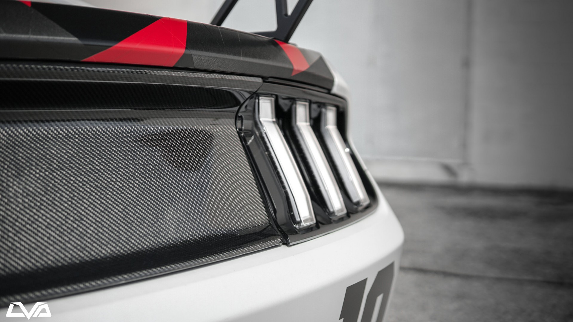 Liquivinyl 2015 2020 Ford Mustang Quot Euro Quot Tail Lights