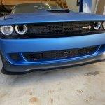 Zl1 Addons 2015 2020 Dodge Challenger Srt Hellcat Front Splitter Function Factory Performance