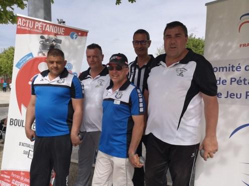 Djelfaoui, Gautier, Gozdzior, Divry