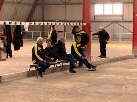 les jaunes et noirs sont là !!!