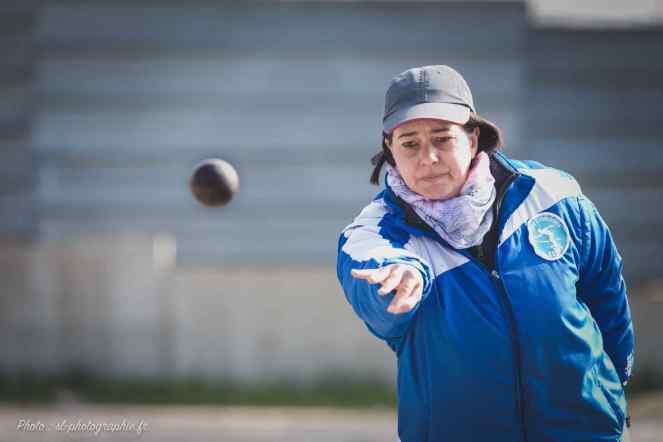 Un geste de classe, Fabienne Loppin, présidente de la commission médicale et handicap