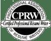 Certified Professional Résumé Writer logo