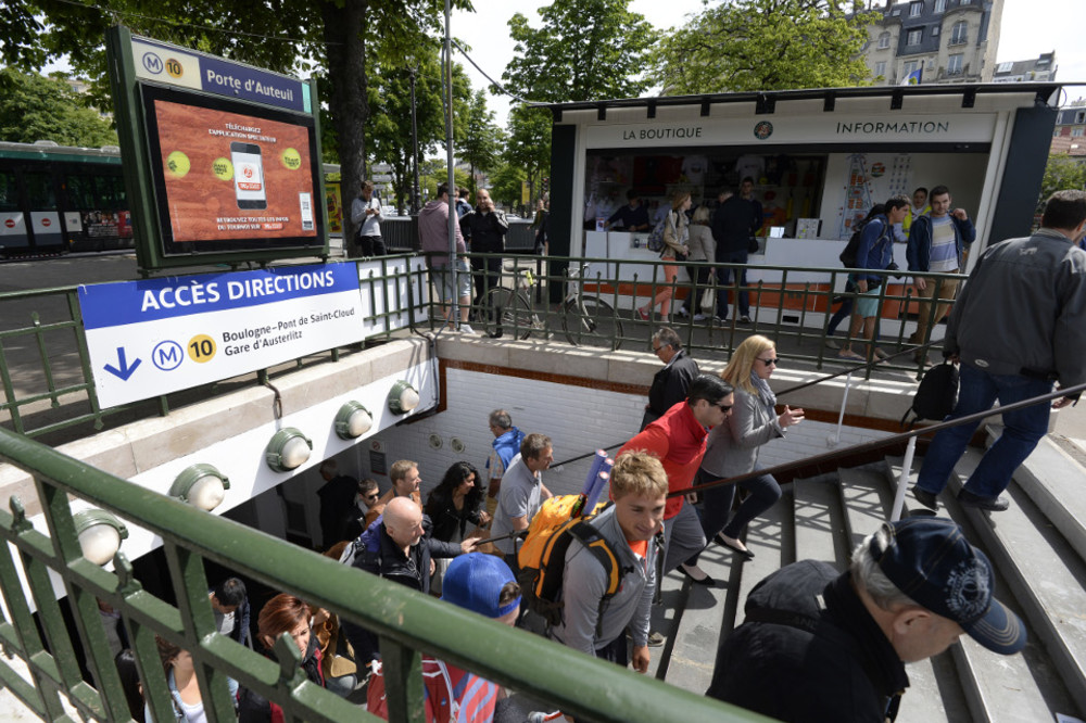 Getting to the stadium   Roland Garros   The 2018 French Open     Coach