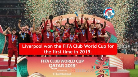 Liverpool wins FIFA Club World Cup