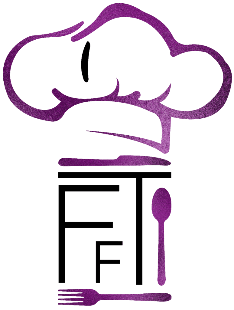 ffts logo - purple black