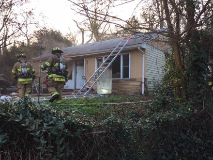 Adult Male Dies In Alexandria House Fire