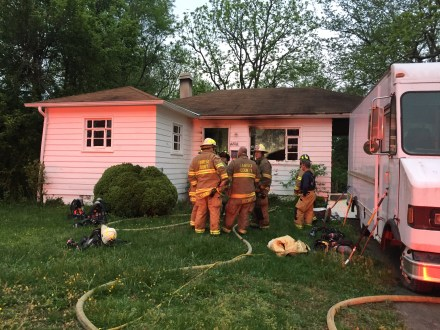 Merrifield House Fire Determined To Be Arson