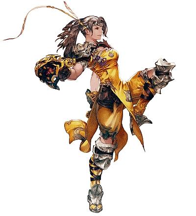 Monk Final Fantasy XIV A Realm Reborn Wiki FFXIV FF14 ARR Community Wiki And Guide