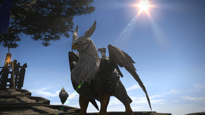 Griffin Final Fantasy XIV A Realm Reborn Wiki FFXIV FF14 ARR Community Wiki And Guide