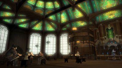 Gridania Final Fantasy XIV A Realm Reborn Wiki FFXIV