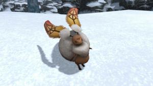 The Forbidden Land Eureka Pagos Final Fantasy XIV A