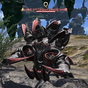 6th Legion Deathclaw Gamer Escape