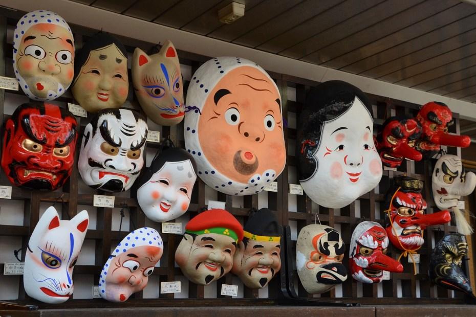 masques ridicules