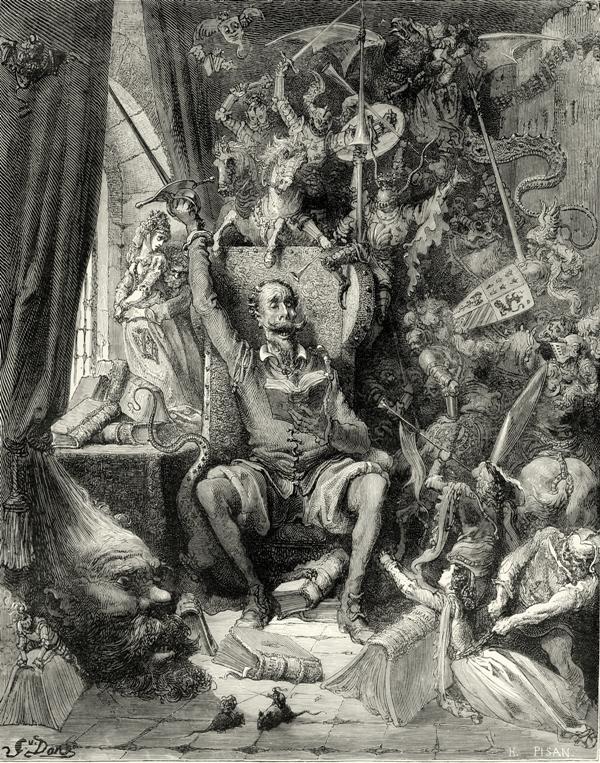 Gustave Doré, Don Quixote