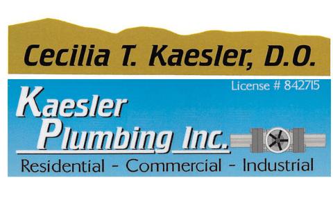 Kaesler Plumbing & Cecilia Kaesler DO