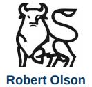 Robert Olson – Merrill Lynch A Bank of America Company