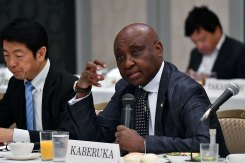 Dr. Donald Kaberuka