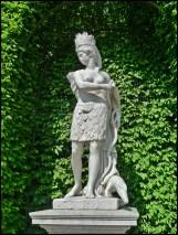 Statue de l'Amérique