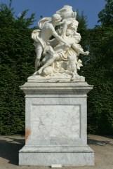 Statue d'Aristée et Protée