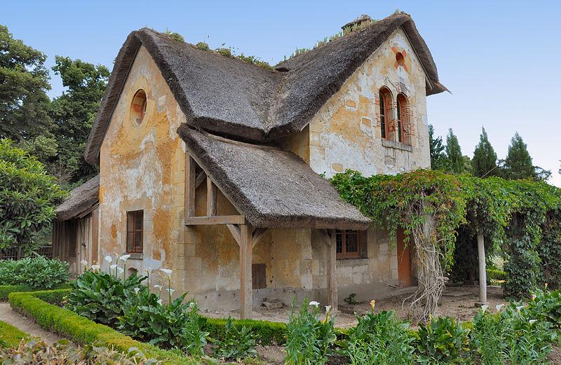Maison Du Garde Hameau De La Reine Domaine De Trianon