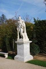 Statue de Hercule et Télèphe