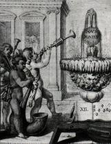 """La Rhétorique des Dieux"""" par Denis Gaultier V.1648-1652"""
